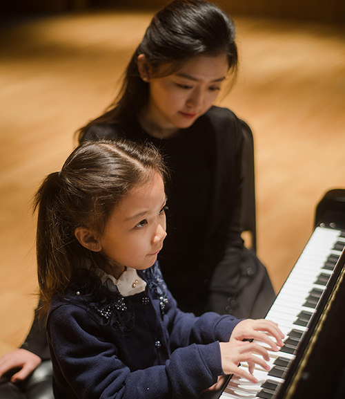 Sight reading for young pianists